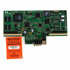 HP Blade PC RJ45 Integrated Switch Board 402030-001
