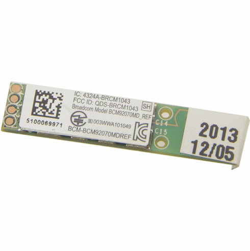 HP Bluetooth Module 4.0 ENH Data Rate New 655792-001 BCM92070MD No Cable Included