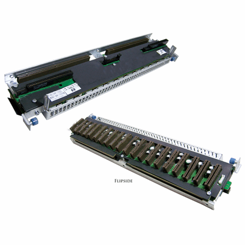 HP Center Wall Assembly With Bracket Blade G2 493967-001