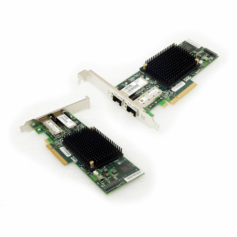HP CN1000E 2P Converged Network Adapter 697892-001 No SFP Included