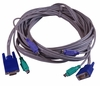 HP Compaq 20Ft KVM Console Cable Assembly 147096-001 Compaq KVM Cable