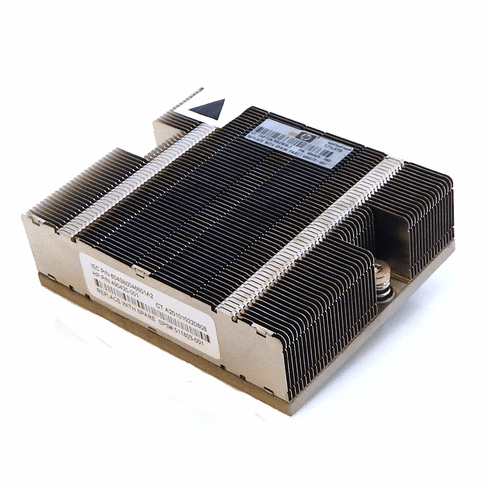 HP D2D2502i DL160G6 DL320G6 CPU Heatsink 511803-001 490425-001