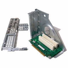 HP dc7100S Riser Card With Expansion Holder 378834-001 Includes Backwall S1-391122