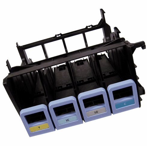 HP Desgnjet Z6100 Lower Ink Supply Station Q6651-60288