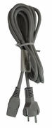 HP 7.5-Ft Euro Plug to C13 220V Power Cord 8120-6811 Detachable 220v Gray