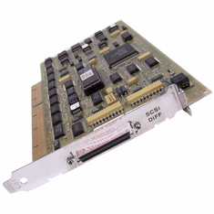 HP Differential SCSI-2 EISA Adapter Card 25525-69004