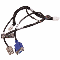 HP DL580 DL585 Front Panel Cable Kit 411789-001
