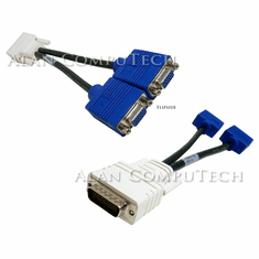 HP DMS-59 to Dual VGA Y-Splitter Cable 338285-006