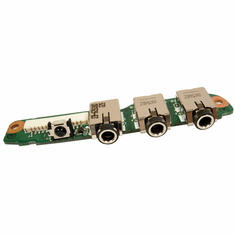 HP dv6000 Audio and Infrared Circuit Board 446523-001