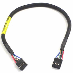 HP Evo D510 USB 12in Long Cable NEW Bulk 245151-003 Front Panel 12 inch Cable