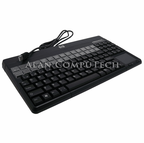 HP French Canadian 106 POS USB Keyboard NEW 483858-121 with Touchpad Retail