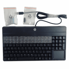 HP French Canadian POS USB Keyboard New FK221AA#ABC 862611-121 G86-62401CDAISA