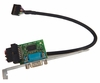 HP Full Height CMT 2nd Serial Port New 628645-001 611901-001 Cable