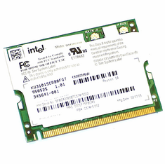 HP Intel Mini PCI 11Mbps Wi-Fi Lan NIC WM3B2100 iEEE 802.11b WireLess 2100