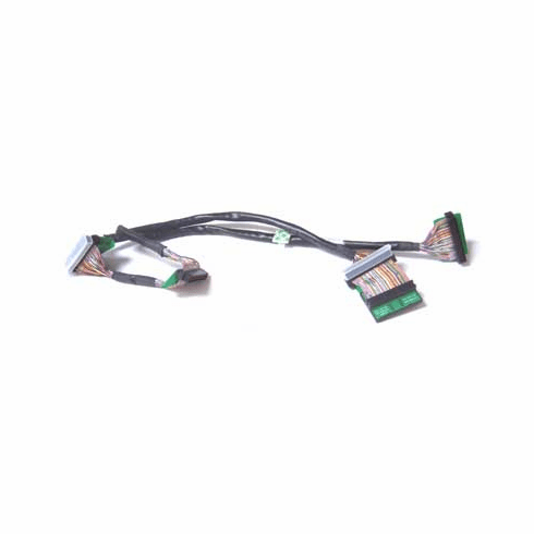 HP Intrnl 3-Device U160-68p 3ft Cable NEW 351162-004-D SCSI with Terminator K0503
