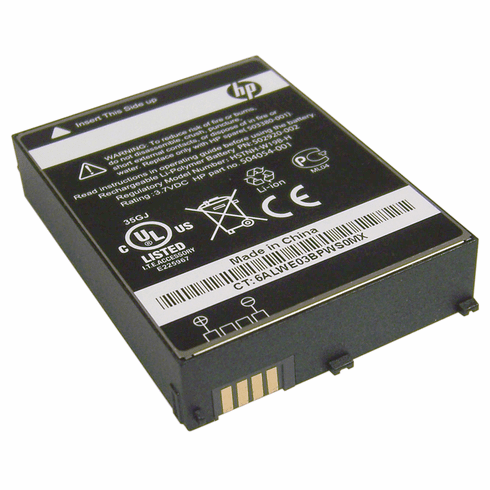 HP iPAQ 504054-001 DC 3.7v 2280mAh Battery 496495-001 Data Messenger EXT Battery