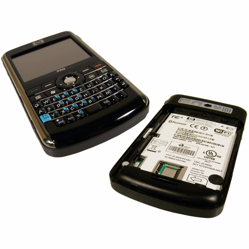HP iPAQ 914c Business Msngr Ger Aus Swi Net 457048-041 No Cover, No Battery