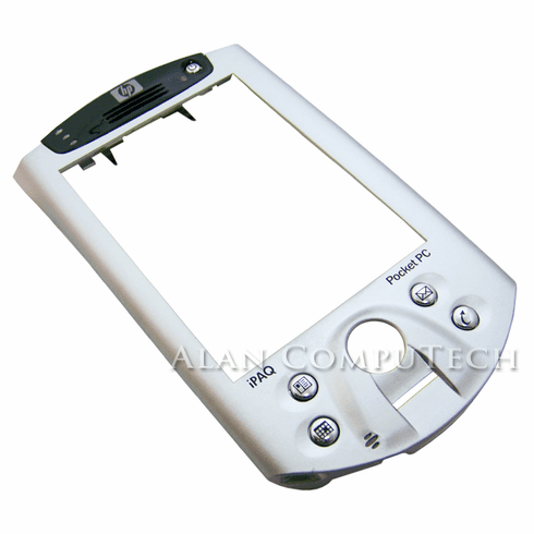 HP iPAQ H5550 Pocket PC Front BEZEL New 3111BZ9184A with Lan and Biometer