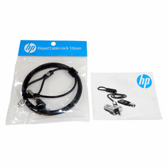 HP Keyed Cable Lock 10mm New T1A62AA