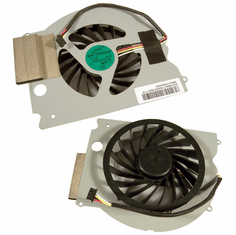 HP M6 aDDa DC 5v 0.50a FAN Only Assy AD9405HX-LBB-WJ12 for: HP Touchsmart 610