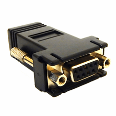 HP Major Custom Cable Z3306893-BK Dongle P1N43A DB9F to RJ45 (8C) Adapter
