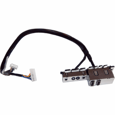 HP ML10v2 Front I/O Module Cable 813588-001 811077-001
