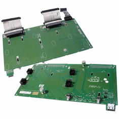 HP ML570 G3 Server Fan Board with cables 347547-001