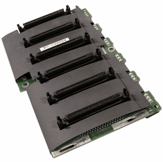 HP ML570 No-Cage 6-Bay SCSI Backplane Board 263035-001 141282-002 Backplane Only