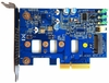 HP MS-4365 SSD PCIe-M.2 Controller Adapter MS4365-LB NO-Screw Low Profile Bkt