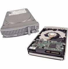 HP NSM 160 Lefthand 250GB Hard Drive w Tray 574338-001