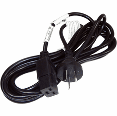 HP OPT-928 3-Cond 4.5M 250v Power Cord New 8121-0912 IRAM 2073 to C19