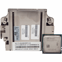 HP Opteron 8435 2.6Ghz 6Core CPU / Heatsink 539451-001