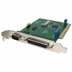 HP PCI-2S1P Serial Parallel Adapter  321722-001 320302-001