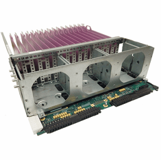 HP PCI-X Backplane Card Cage Assy AB297-67001