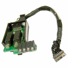 HP Proliant Power Switch with Cable Assy 228503-001 010963-001 with 219048-001