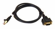 HP RJ50 TO DB9 - 1 METER Cable Assy New 767150-001