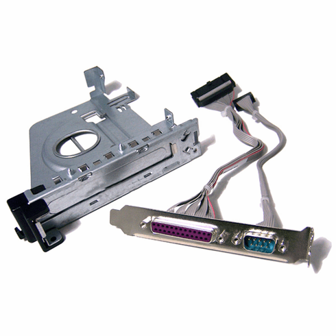 HP Serial -Parallel Adapter With Holder Kit  384445-001 384445-001 and 384437-001