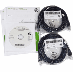 HP StoreOnce 4700 Backup Accessories Kit BB879-60001 (2x) 8120-8905