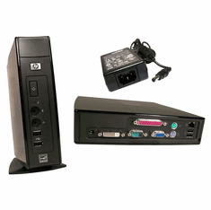 HP Thin Client t5540 WinCE 512MB EURO NEW 518467-001 128F Compaq Thin Client