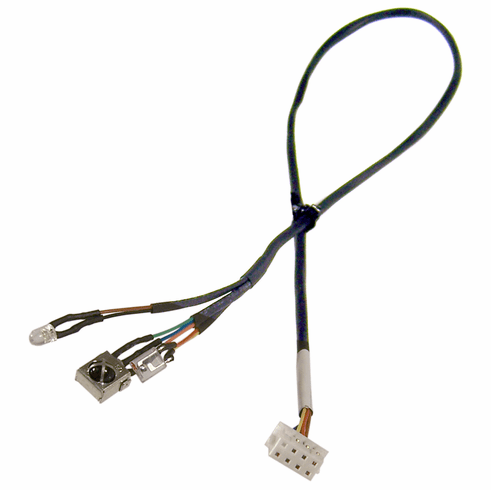 HP TouchSmart 370mm Andale IR Cable NEW Bulk 654271-001 8-Pin Internal Cable