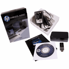 HP US Wireless Audio Kit Extender New Retail QF299AA Speaker NOT-Included