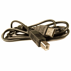 HP USB 2.0 A-4pin to B 6FT Black Cable 453030300360R E101344