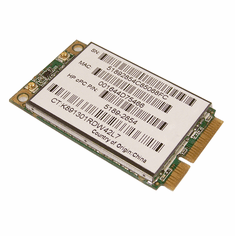 HP Wireless WLAN 802.11BGN 1x2 mini PCIe Card 5189-2854