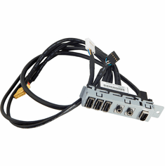 HP Z600 Front I/O Panel Cable 468626-001 534890-001