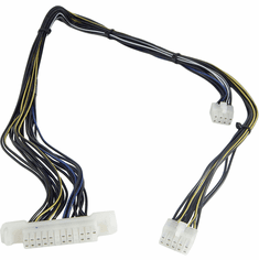 HP Z800 CPU and Memory Fan Power Cable New 463986-001