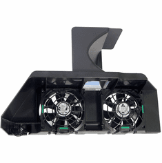 HP Z800 Memory Dual Fans with Shroud New 508046-001
