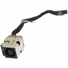 HP ZBook 15 200W DC-In Power Jack Cable 727819-FD9