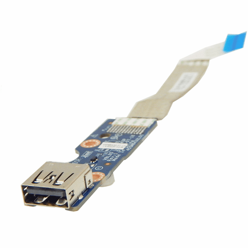 HP ZBook 15 USB Board with Cable LS-9243P 734293-001