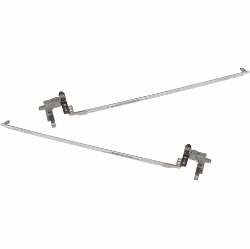 HP Zbook 17 Left and Right Hinges ONLY 733634-001