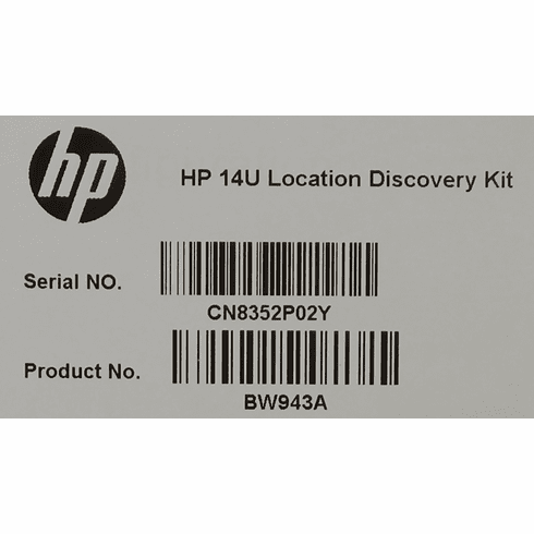 HPE 14U Location Discovery Kit New BW943A